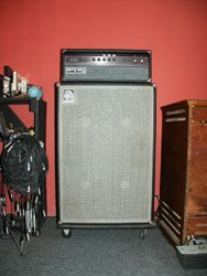 Ampeg V-4B Bass amp all tube
